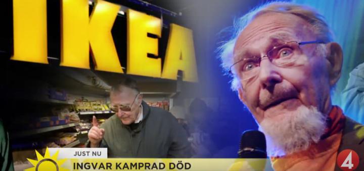 Ikea Gründer Ingvar Kamprad War Deutschstämmig Und Mit Paul Von
